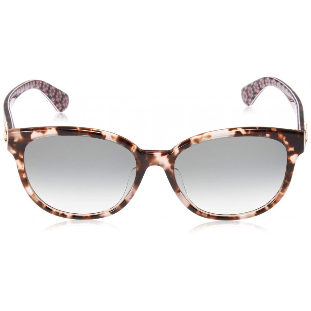 [Kate Spade New York] Sunglasses EMALEIGH/F/S Ladies Havana Pink EU 55 (FREE size)
