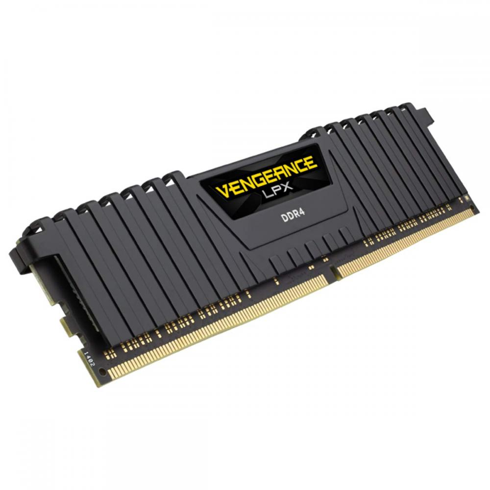 CORSAIR DDR4-3600MHz desktop PC memory VENGEANCE LPX Series 32GB [4 sheets 8GB ×] CMK32GX4M4D3600C18