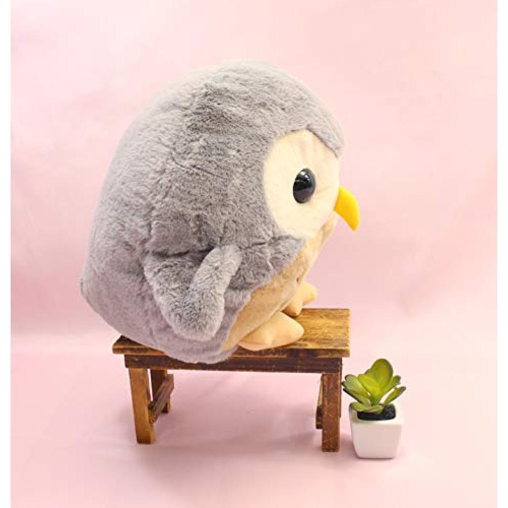 Lucky owl L gray