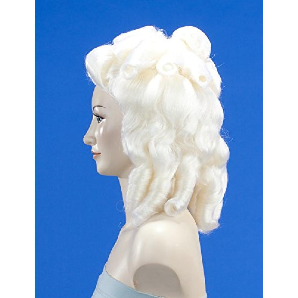 Wigs2you Halloween H-266 full wig Halloween cosplay lady stage medieval Europe play you play sideshow