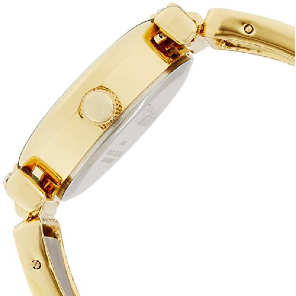 Fieldwork watch Fashion Watch nattito cell bellows bangle gold × green ASS088-5 Ladies