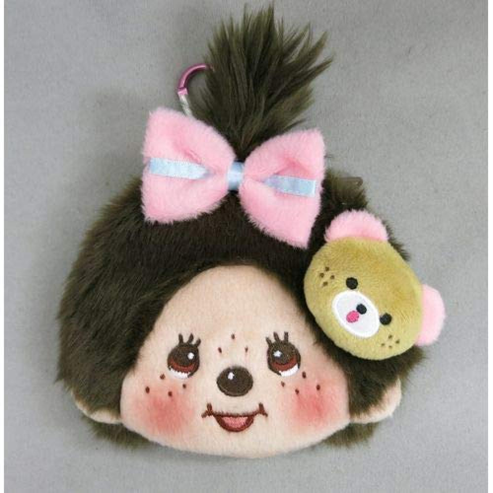Monchhichi 45th Happy trip Coin Purse