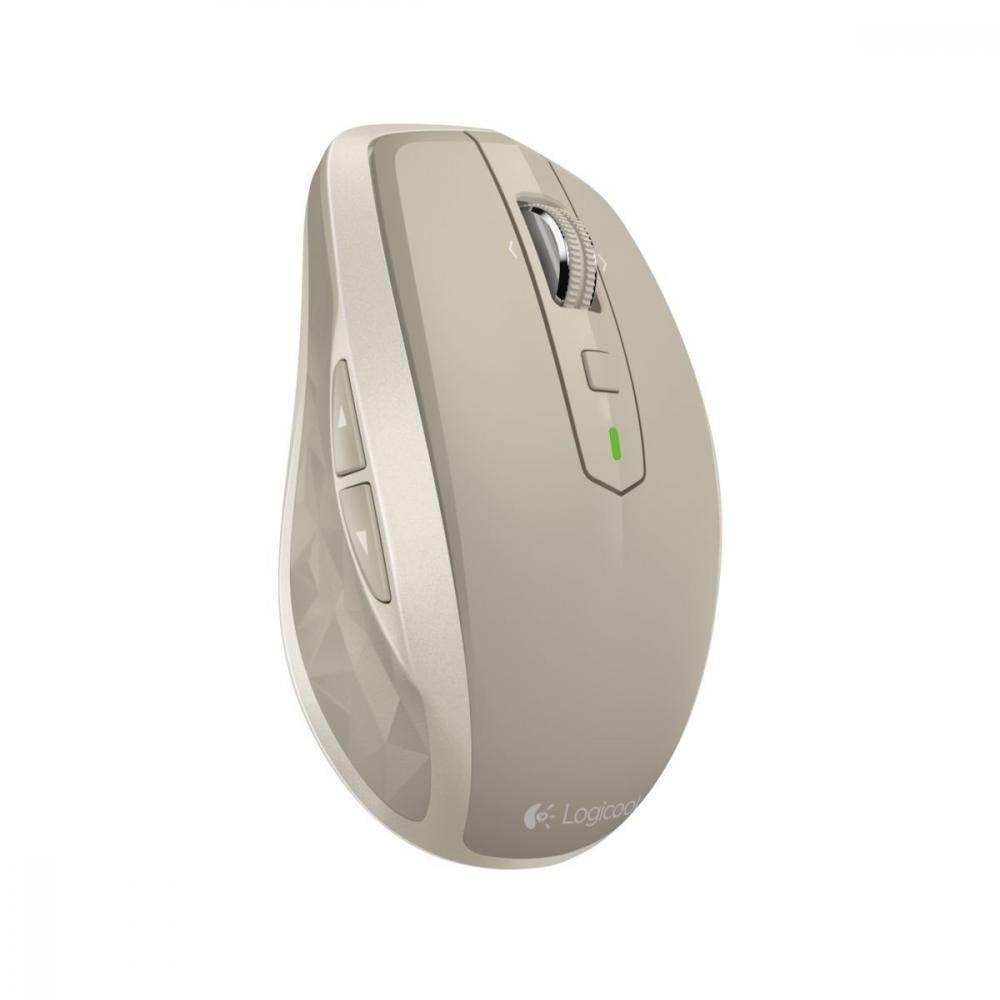 Logitech Logitech MX1510ST MXAnywhere2 Wireless Mobile Mouse Bluetooth Smart/USB connection Windows/Mac OS compatible