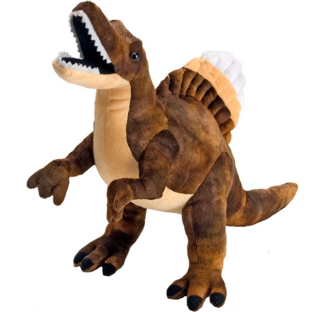 "Wild Republic Plush Spinosaurus Dinosauria 10"" 15492"