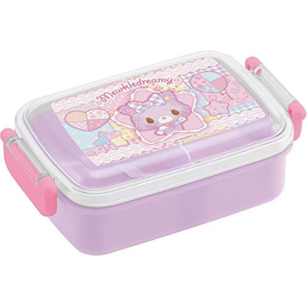 Skater Mukleed Dreamy Lunch Box Lunch 5 Piece Set