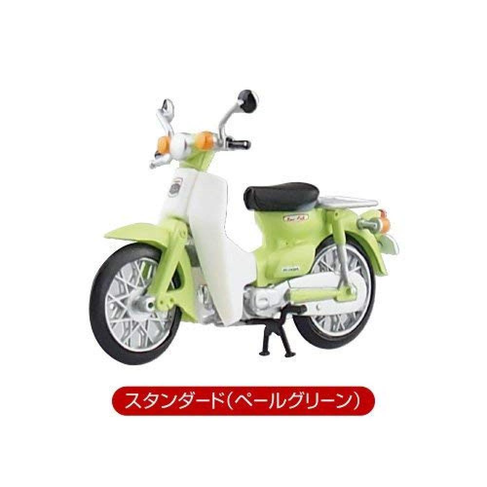 1/32 scale Honda Super Cub collection color change version [all five sets (Furukonpu)]