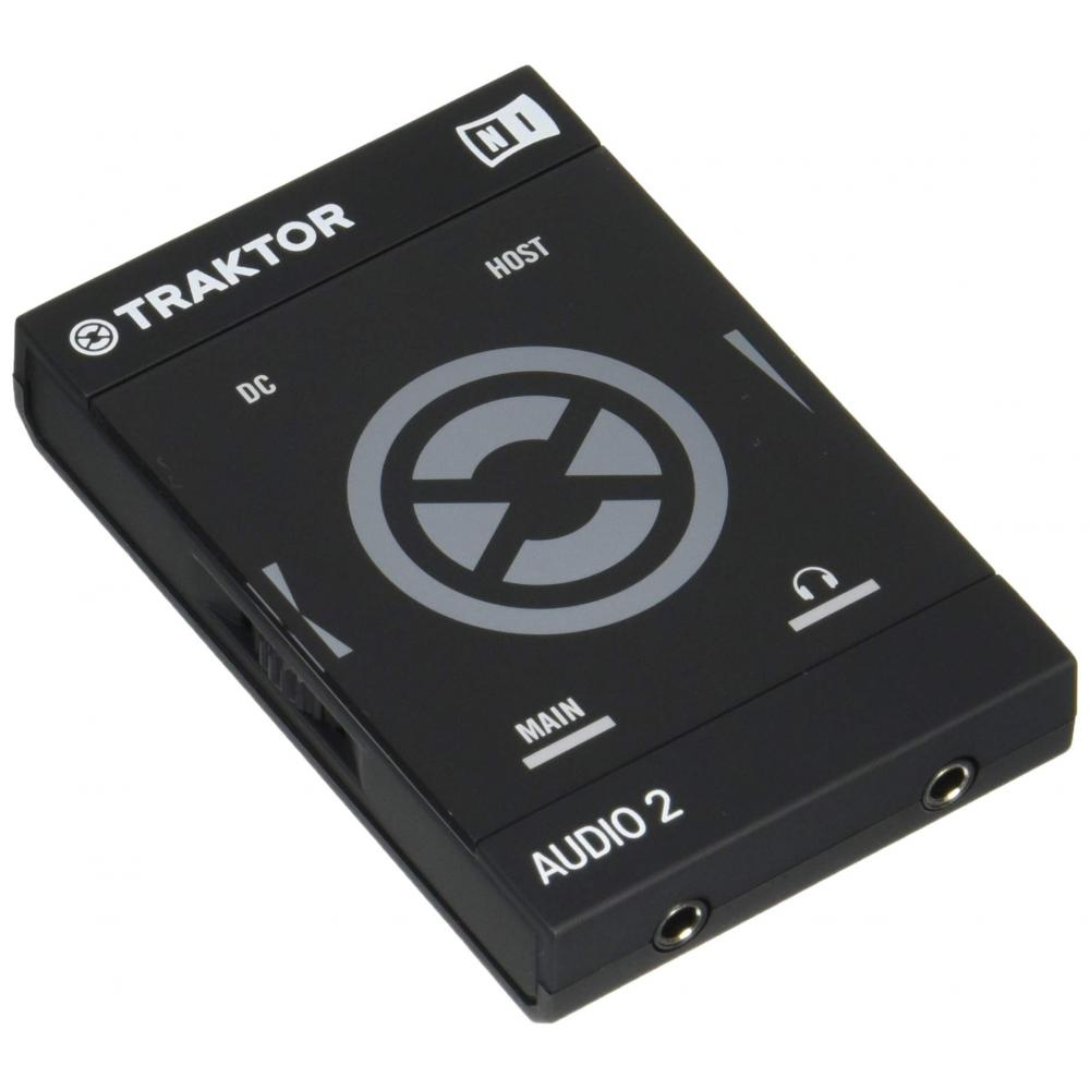Native Instruments DJ audio interface TRAKTOR AUDIO 2 MK2