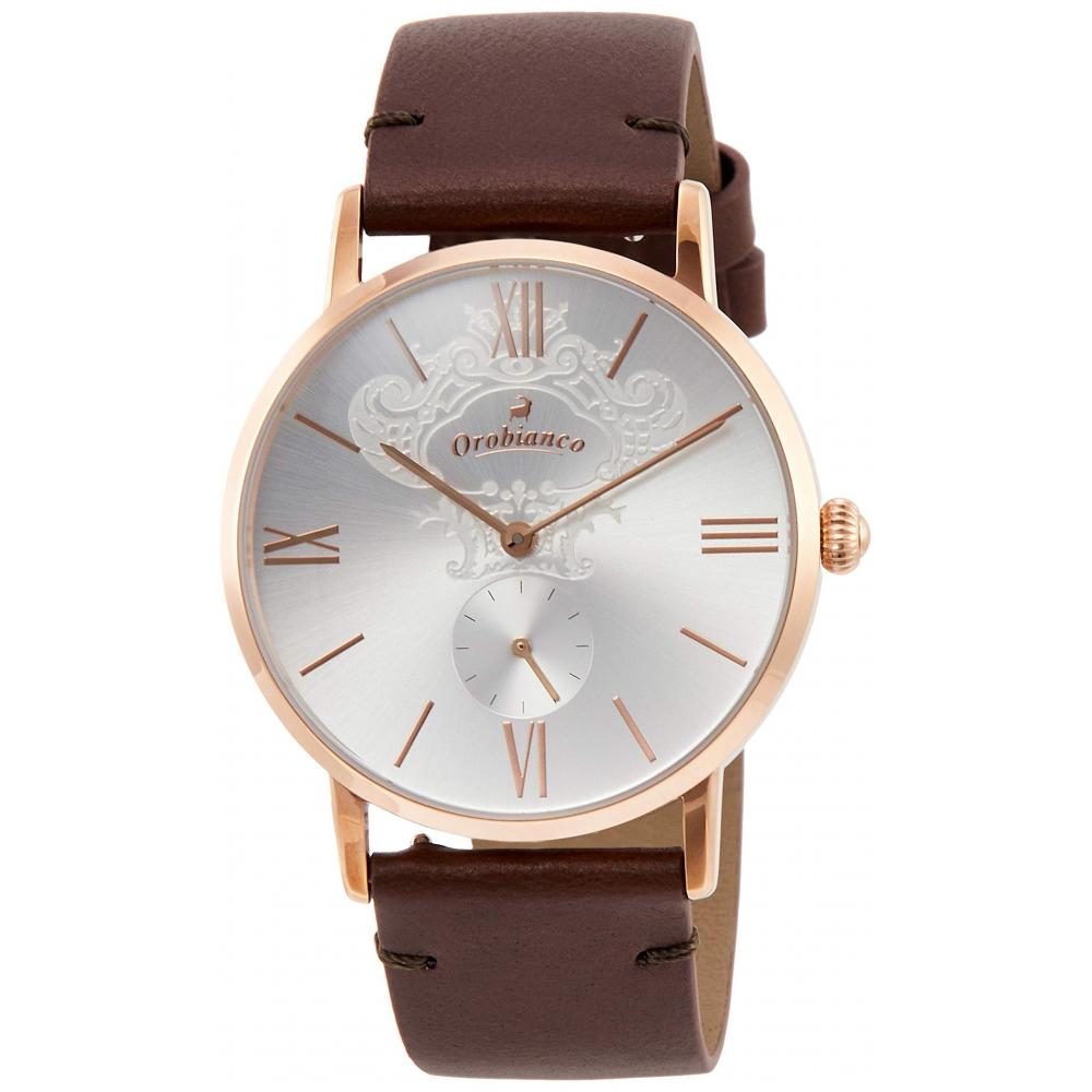 [Orobianco] Watch OR0071-1 Men's Brown