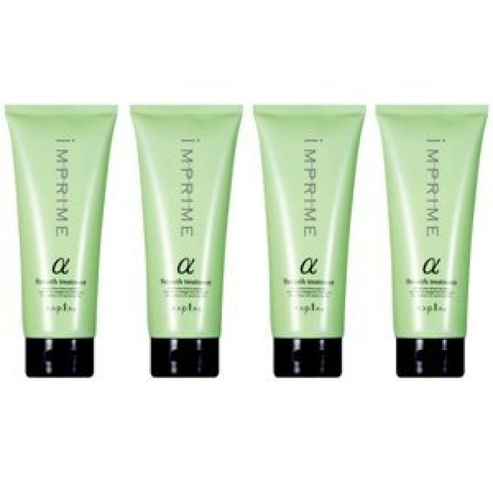 [Set of 4] Napura in prime treatment alpha (smooth: smooth) 200g