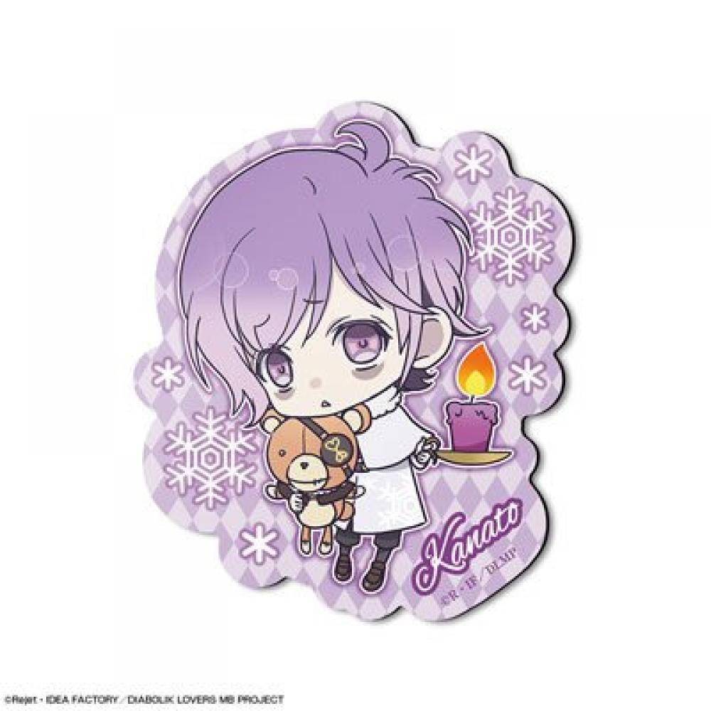 Anime DIABOLIK LOVERS MORE, BLOOD magnet sheet design 03 Gyakumaki Kanat