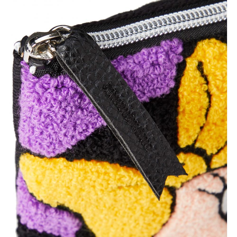 [Disney] Pouch Saga Pouch Cute Bag in Bag Disney Saga Pouch Purple