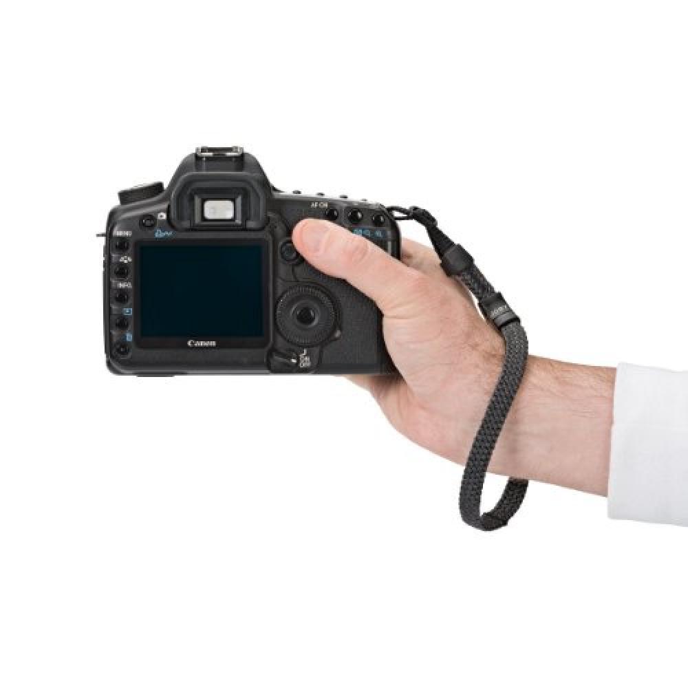 JOBY wrist strap SLR DSLR wrist strap charcoal 012717