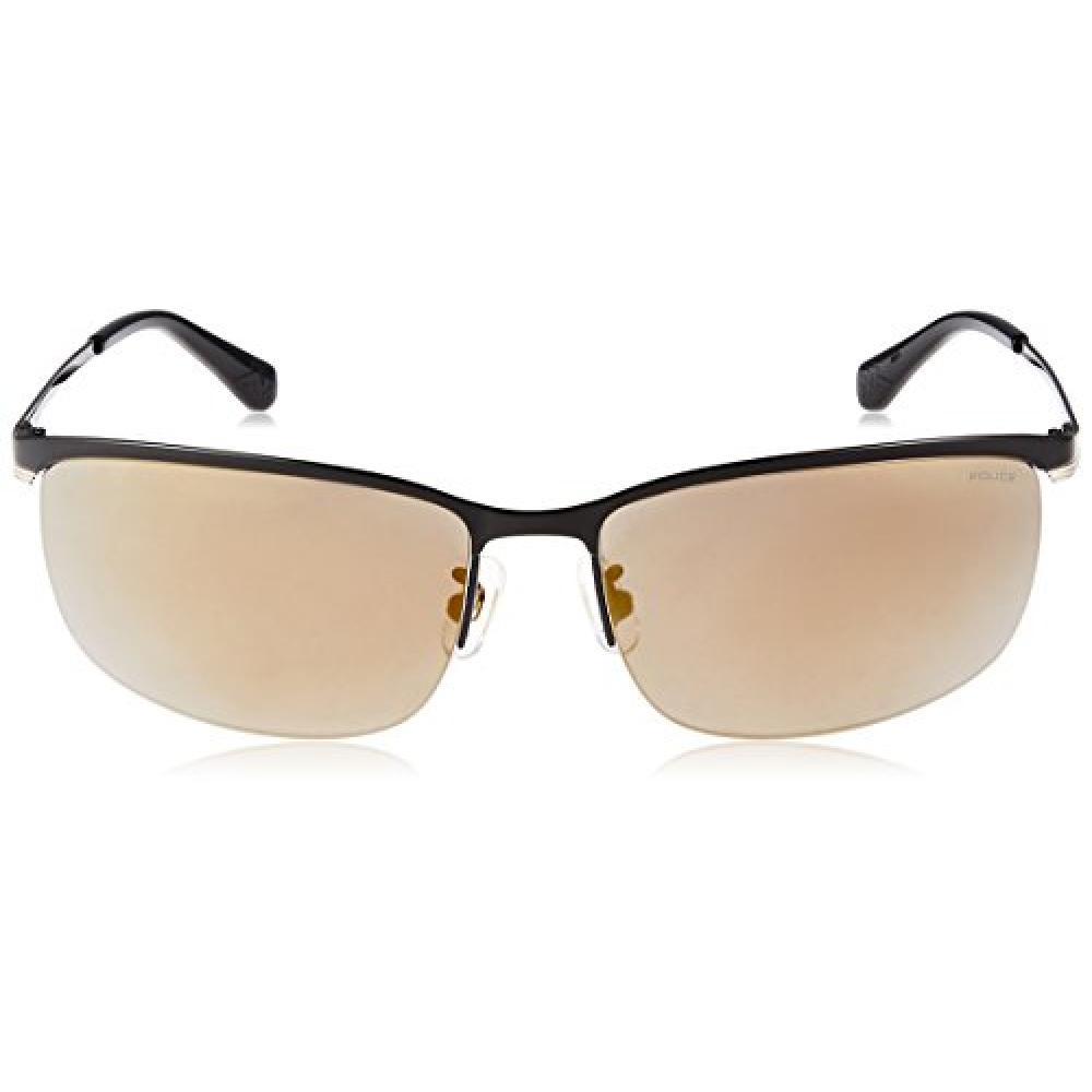 [Police] POLICE Sunglasses Men SPL751J Black Japan 61 (-)