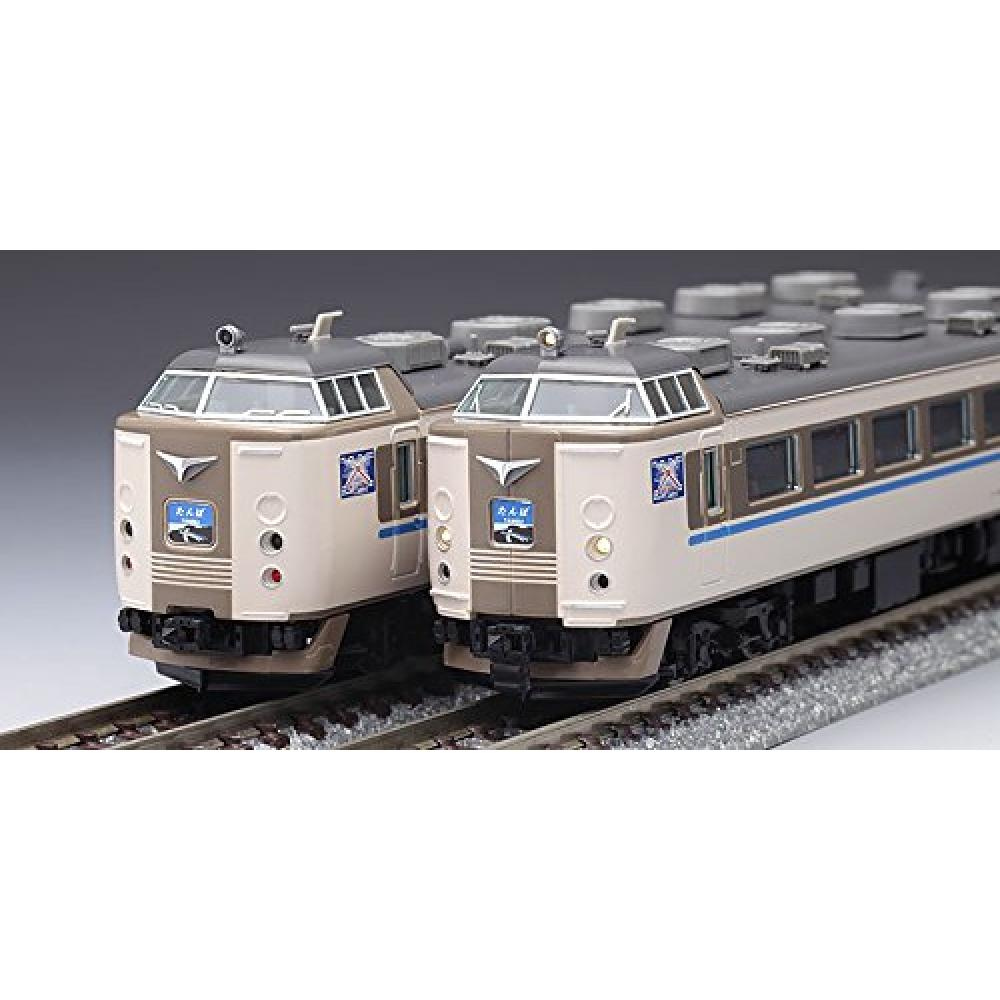 TOMIX N gauge 183 system Tamba set 92400 model railroad train