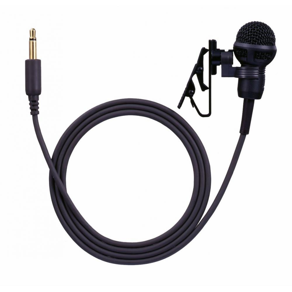TOA 300MHz band wireless guide/PA system Tie pin type microphone (WM-1100 compatible) YP-M101