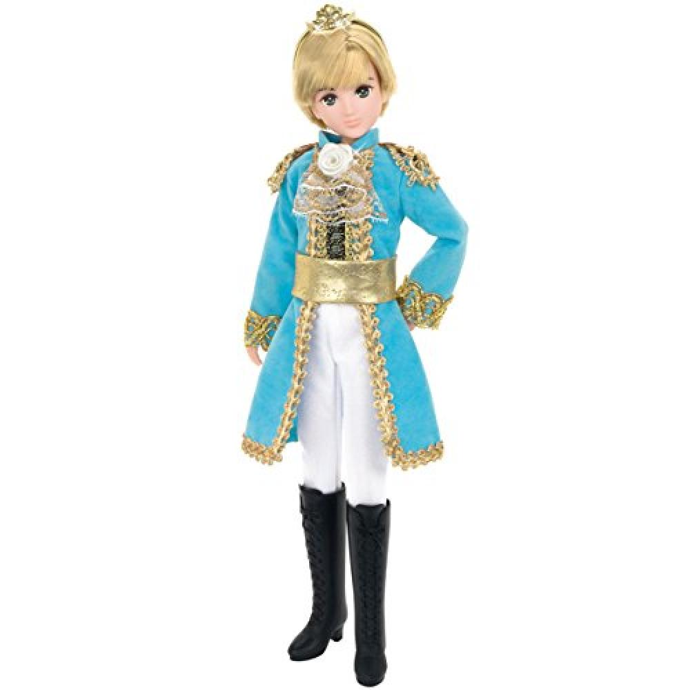 Rika-chan doll dream princess Prince Hult-kun
