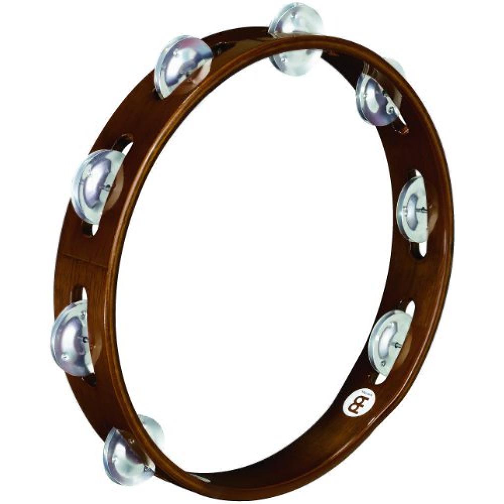 MEINL Percussion Mainel Tambourine Aluminum Jingles 1row TA1A-AB