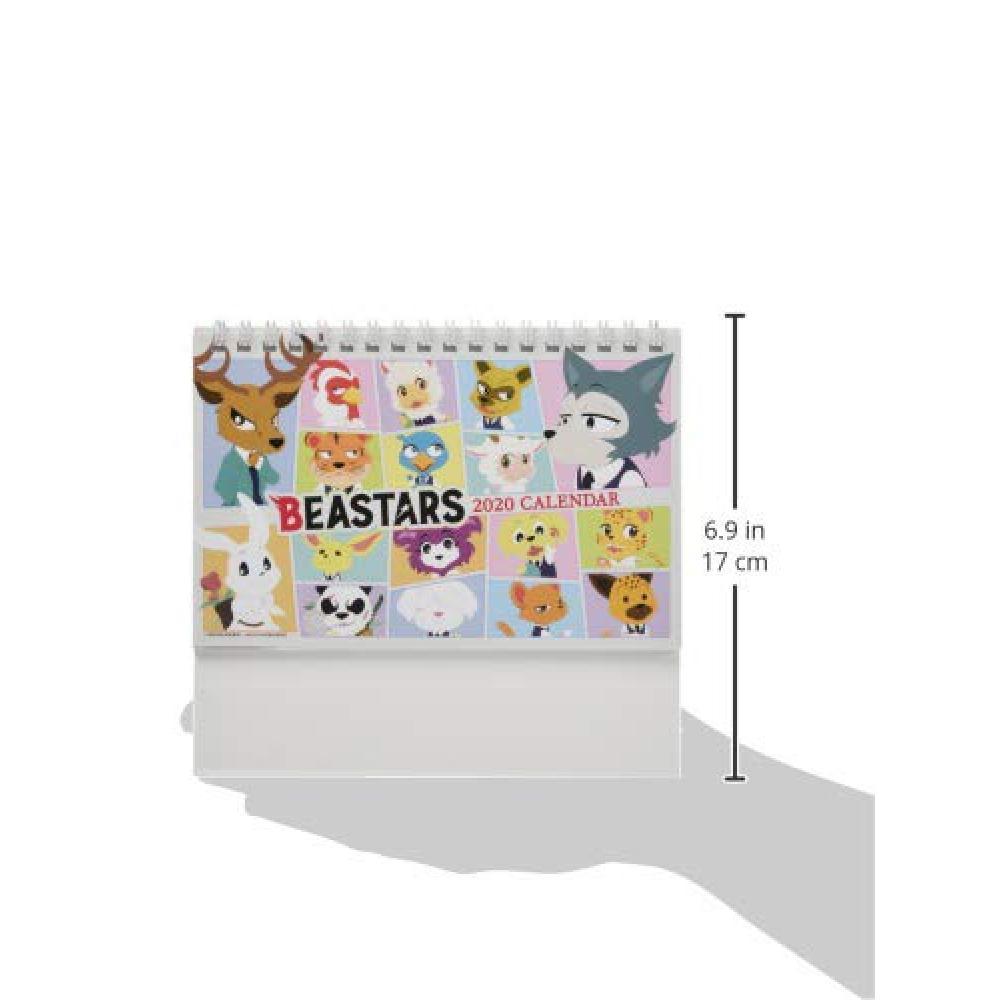 Ensky Desktop BEASTARS 2020 Calendar CL-61