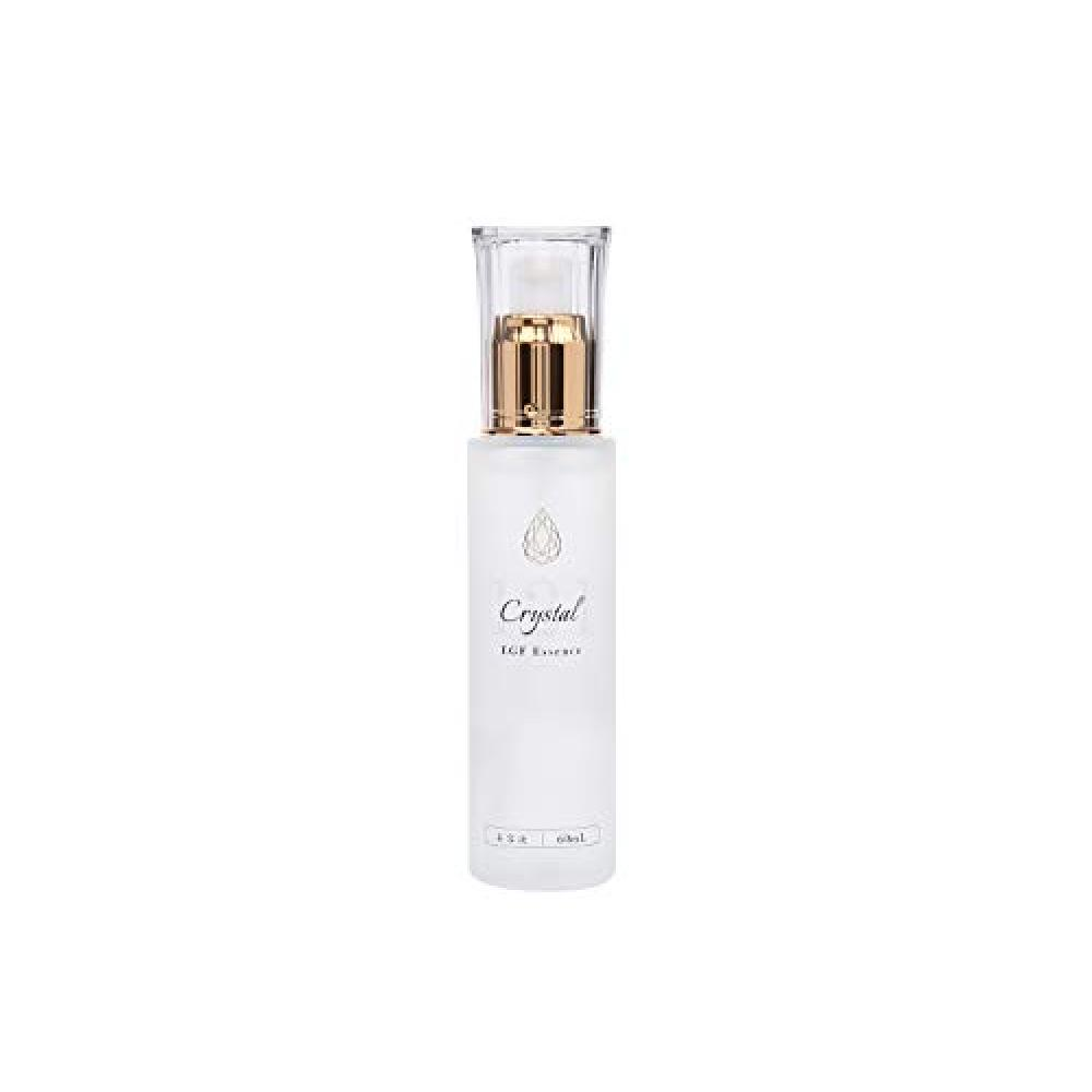 EGF Essence Essence [Crystal121] Useful ingredients are made into nano. Skin is firm and tanned by freckles 60 ml for 2 months Ladies & Mens Fragrance free