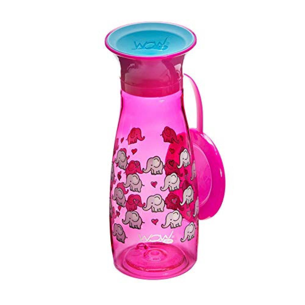Bernico Wow Cup Mini Baby Mug Pink