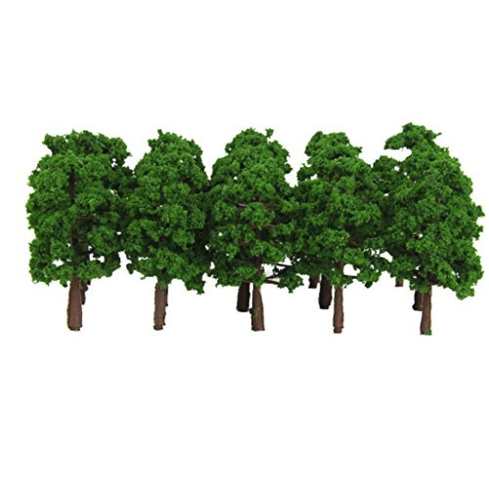 [No-brand goods] tree model tree twenty model railroad diorama miniature garden
