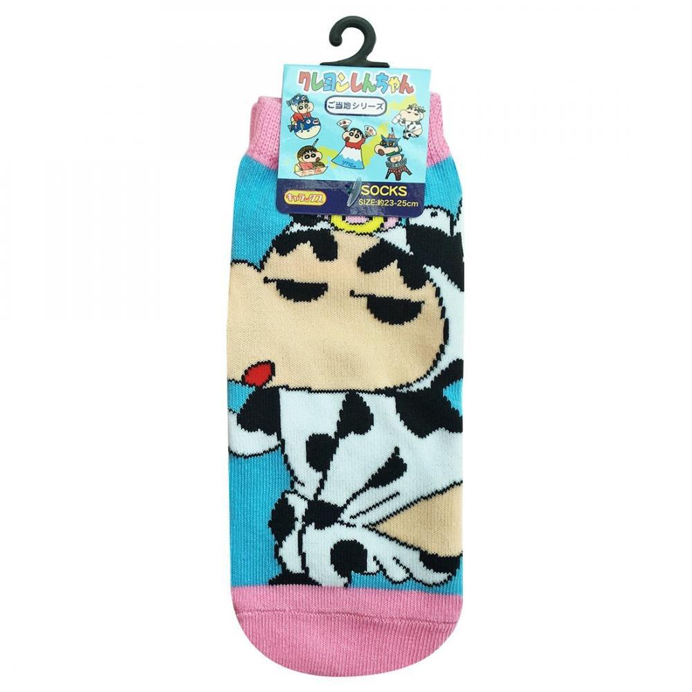 Crayon Shin-chan socks Hokkaido about 23㎝~25㎝ KYSOC1040J