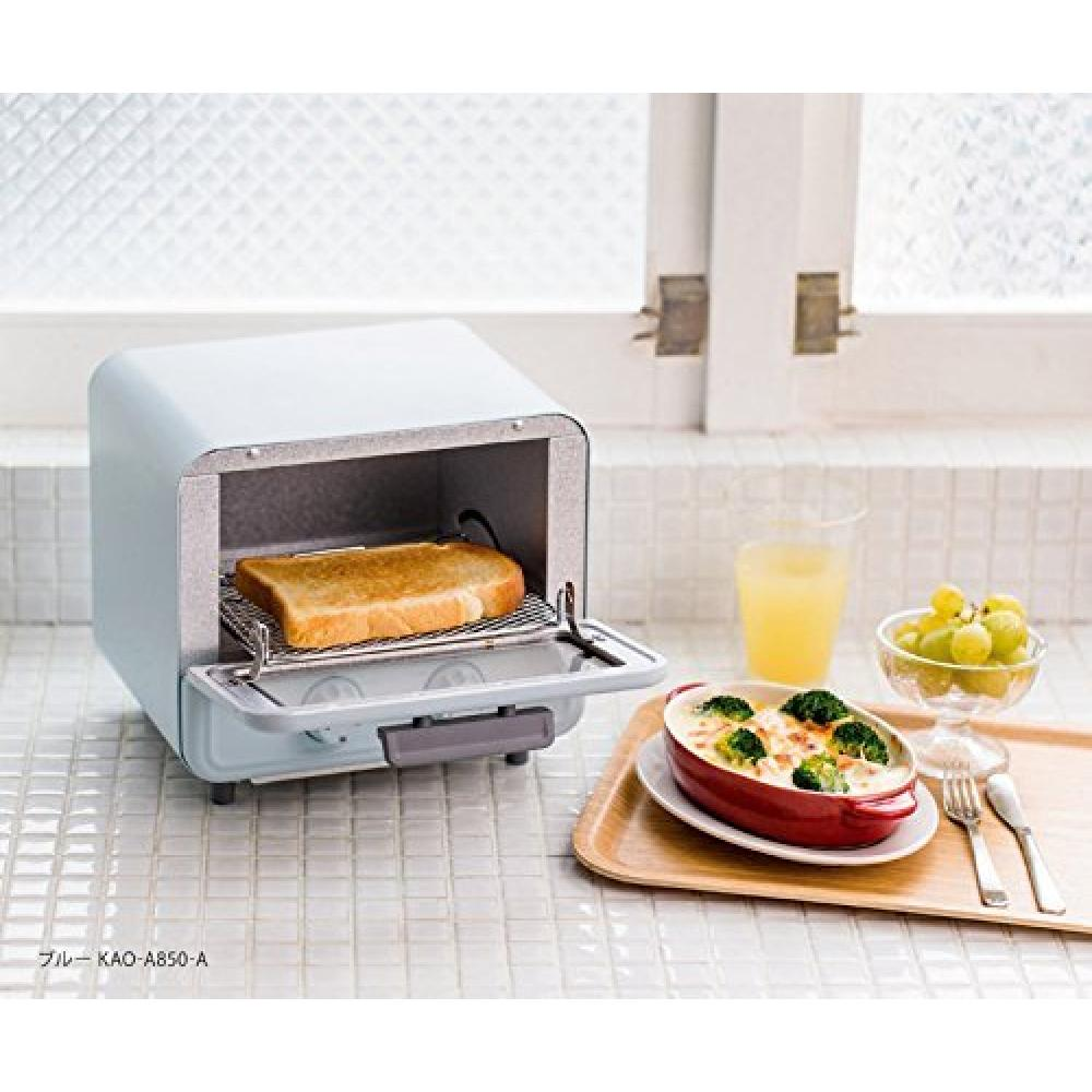 Tiger oven toaster Puchiwako pink with recipes freshly baked KAO-A850-P Tiger