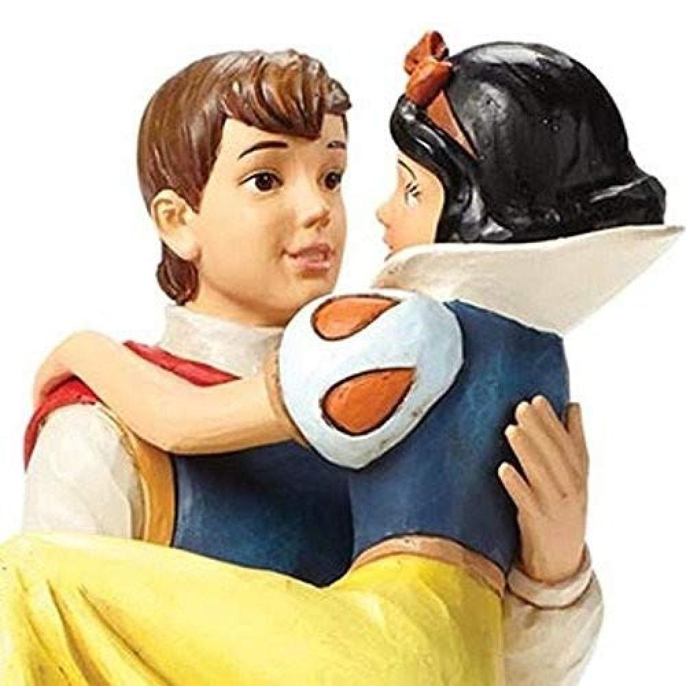 Disney Tradition Jim Shore Snow White and the Prince Disney figure 9.5 inches