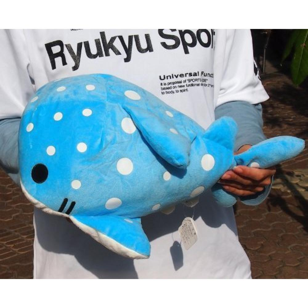 Munyumamu whale shark stuffed XL size