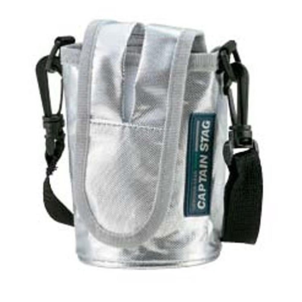 Captain Stagg (CAPTAIN STAG) excursion picnic for PET bottle cover 350 · 500ml combined Delice Silver M-1855