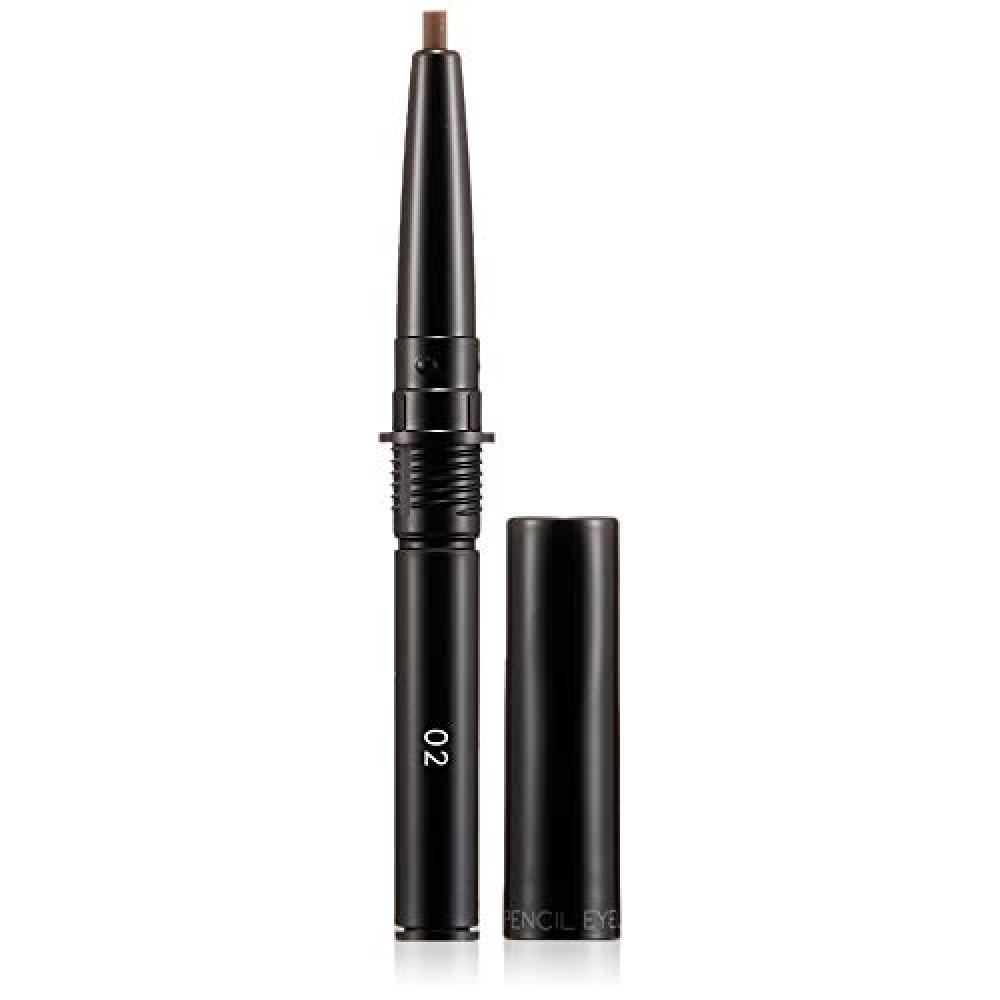 KANEBO Kanebo Dual Eyeliner (Pencil) 02 Neutral Brown Eyeliner