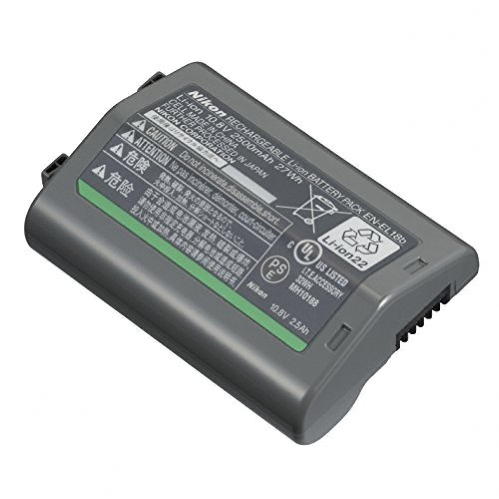 Nikon Li-ion rechargeable battery EN-EL18b