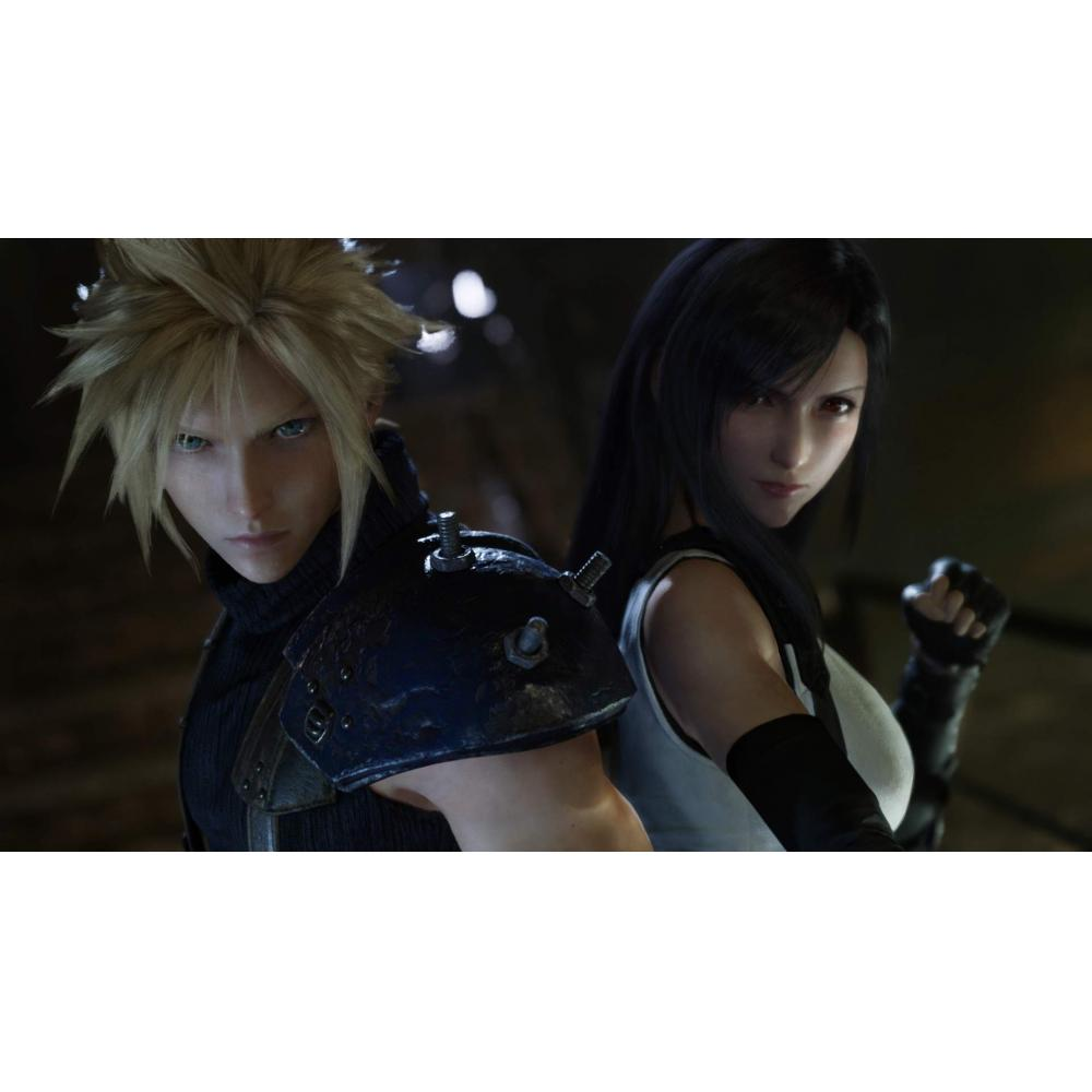 Final Fantasy VII Remake-PS4
