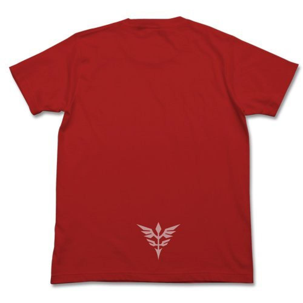 Mobile Suit Gundam UC (Unicorn) Neo Zeong T-shirt Red Size: L