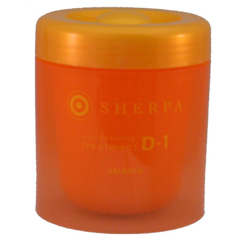 Sherpa Design Supplement Treatment D-1 250g