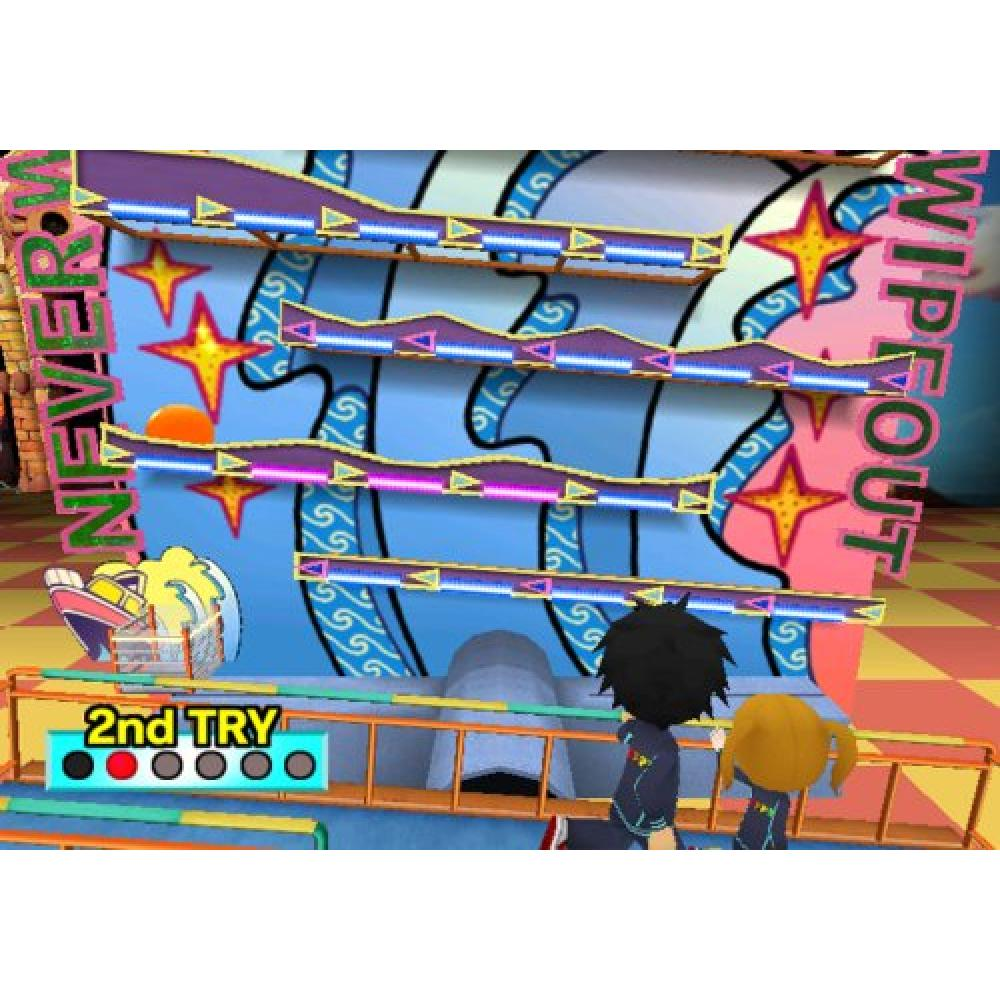 Tokyo Friend Park II Definitive Edition Everyone Challenge Experience Experience-Wii