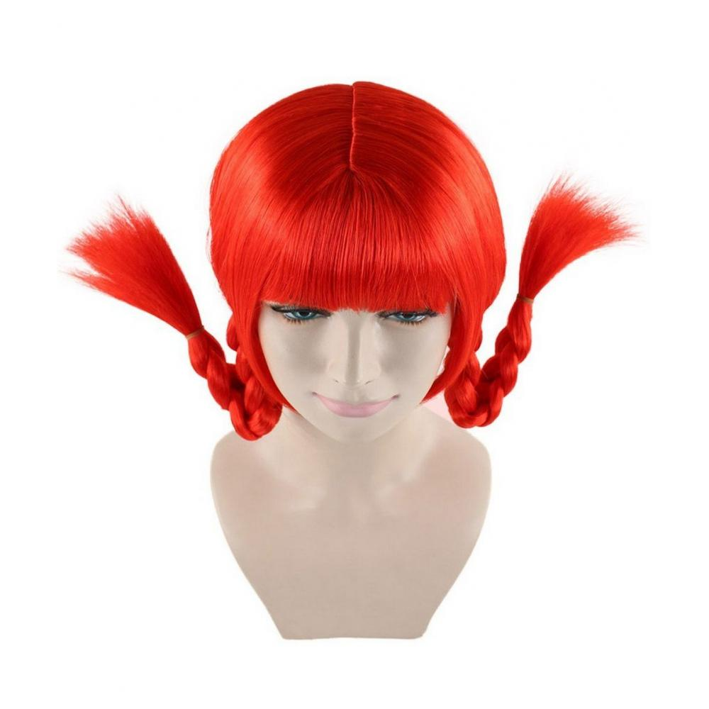 Wigs2you wig foreigners wind surprised braids Halloween Party H-1630 Furuuiggu original finest wig fancy dress cosplay wig costume all together