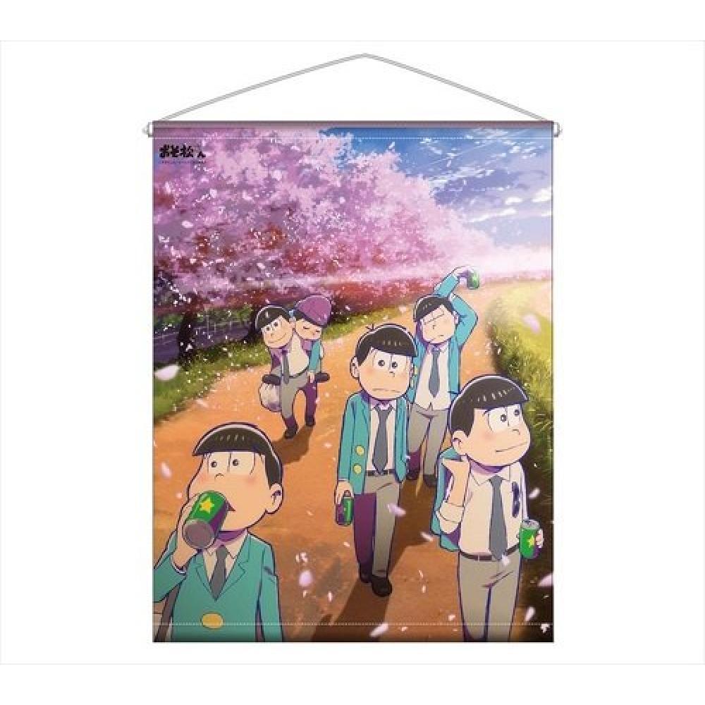 Osomatsu's Sakura road ver. Tapestry