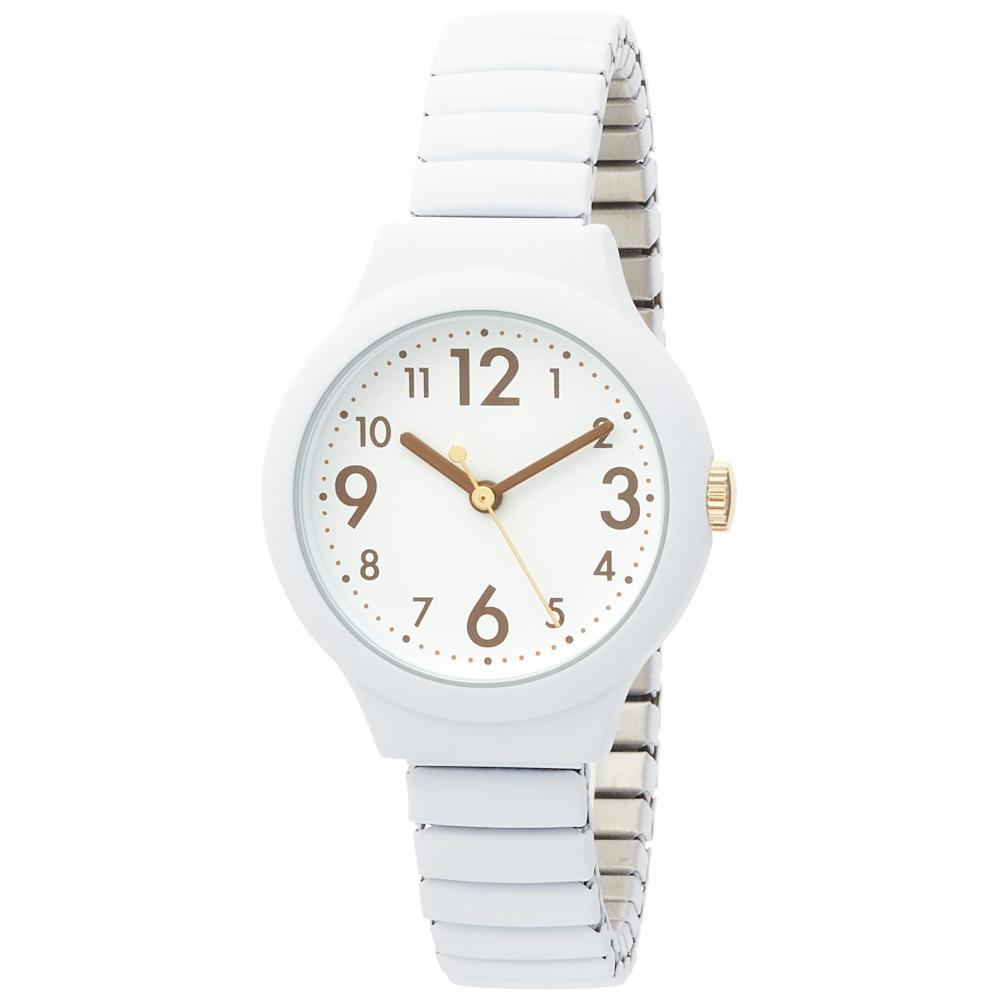 Fieldwork watch Fashion Watch Calm analog bracelet White DT114-1 Ladies