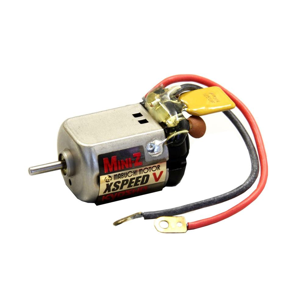 Kyosho XSPEED Minute Motor V (2.4GHz/ICS compatible) RC Parts MZW301
