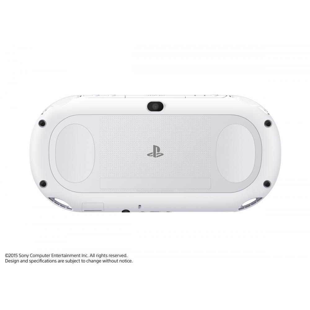 PlayStation Vita Wi-Fi Model Glacier White (PCH-2000ZA22)