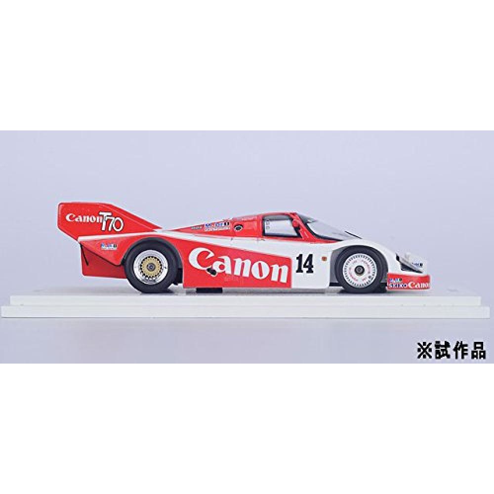 Spark 1/43 Porsche 956 # 14 GTi ENGINEERING Canon # 14 Fuji 1000km 1984 J.Lammer / J.Plmar finished product
