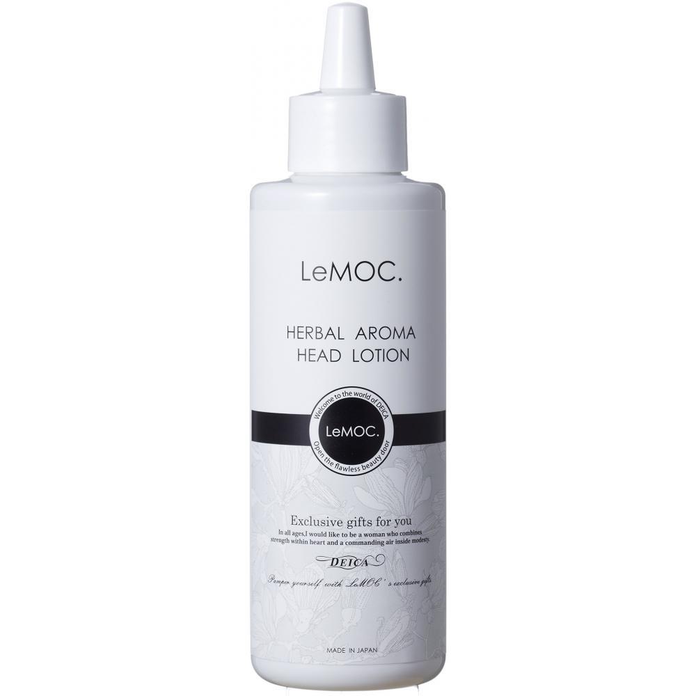 (LeMOC.) Herbal Maroma Head Lotion 150ml (Lotion for scalp)