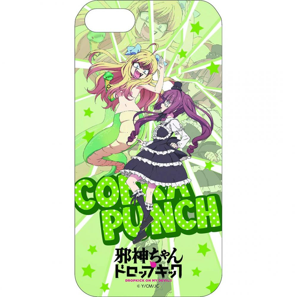 Gods chan drop kick Cobra iPhone7 / 8 for the slide smartphone case