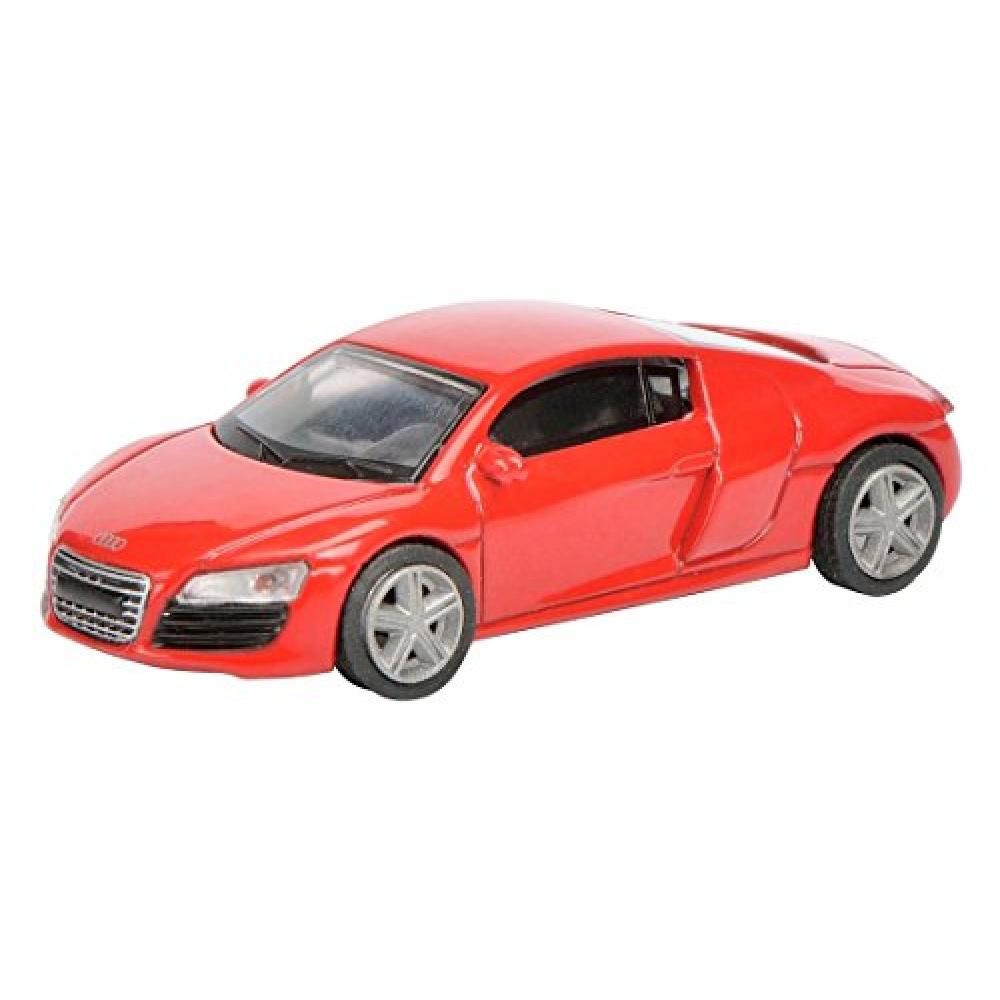 Shuko 1/64 Audi R8 coupe Red finished product