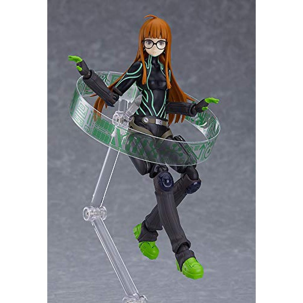 figma PERSONA5 the Animation Navi Non-scale ABS&PVC Painted movable figure