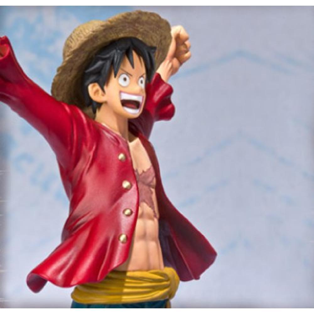 Figuarts ZERO Monkey D. Luffy (New World Ver.)