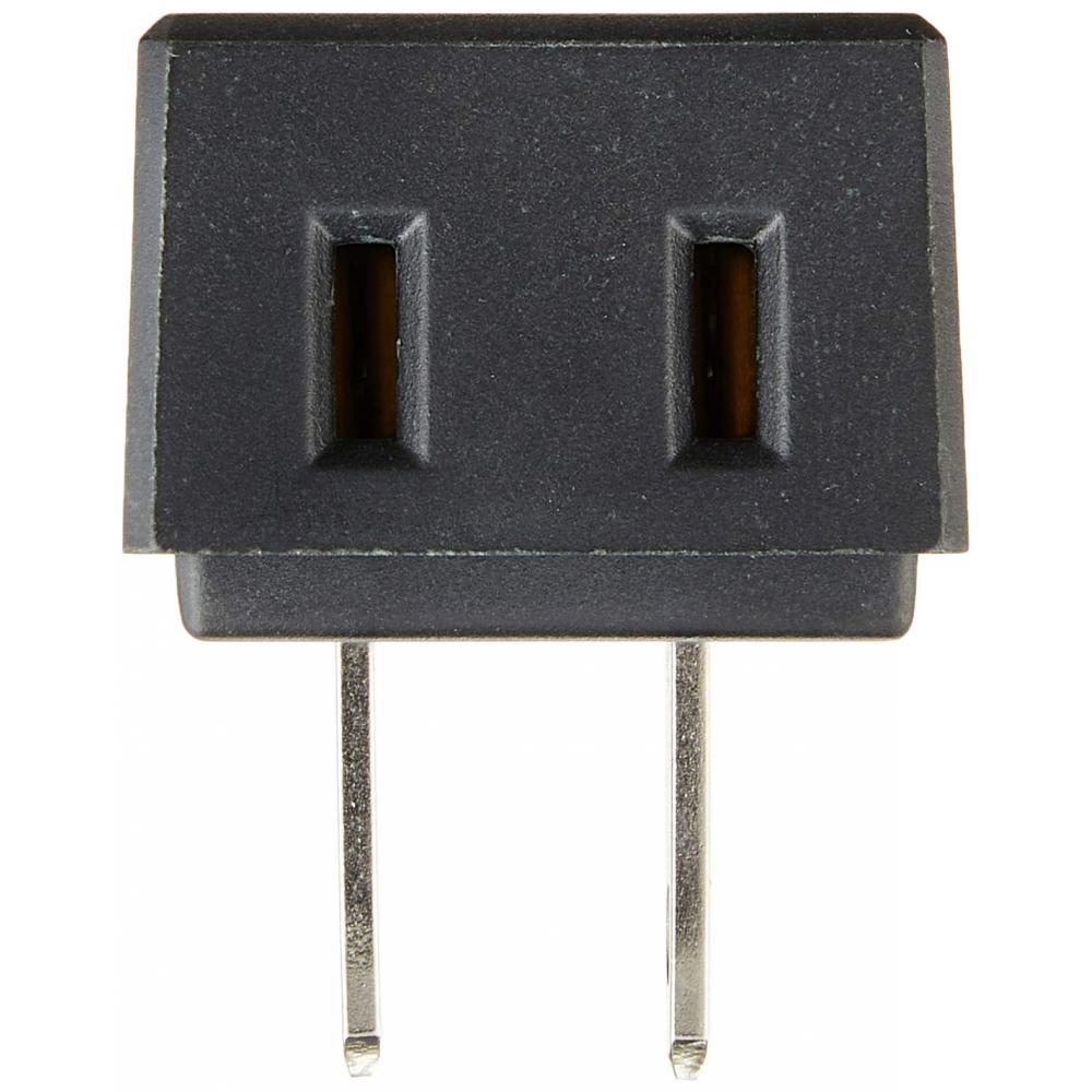 ELECOM front tap three mouths black T-TR02-2300BK