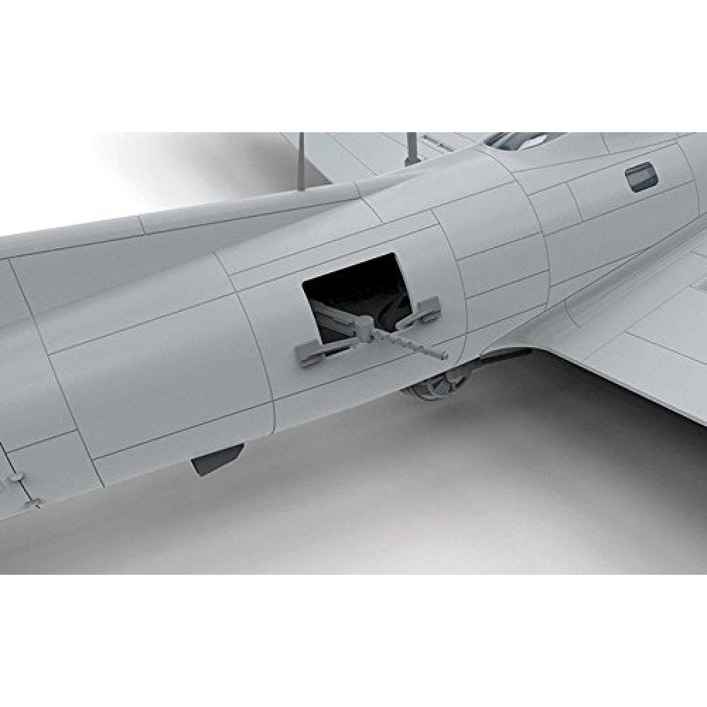 Airfix 1/72 Boeing Fortress Mk.3 plastic model X8018