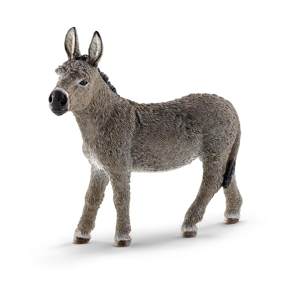 Schleich Farm World donkey figure 13772